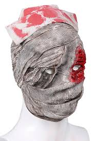 aliexpress com buy silent hill nurse mask light gray latex