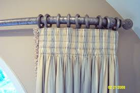 Different Pleats For Drapes Drapery