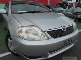 2001 toyota corolla spoiler used toyota corolla runx 2001 for sale japanese used cars