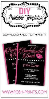 bachelorette invitation ideas