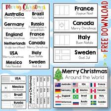 merry around the world cards by clever classroom tpt