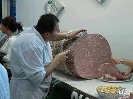 Salami Meme - hugest salami epic meal time know your meme