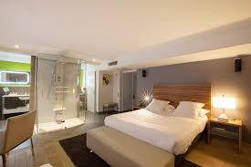 hotel baignoire dans la chambre hotel spa alsace weekend romantique la villa k