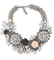 silver flower statement necklace images 352 best statement jewelry images statement jpg