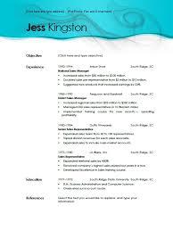 free resume sles in word format free resume templates aqua dreams resume pinterest template