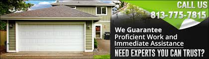 Keystone Overhead Door Garage Door Repair Keystone Fl 813 775 7815 Call Now