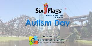 Six Flags Connecticut Autism Day At Six Flags Great Adventure May 3rd 2018