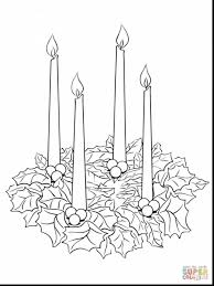 advent wreath coloring pages printable advent wreath coloring