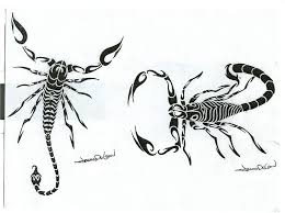 scorpion tattoo designs by jaimedl on deviantart