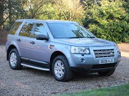 used land rover for sale used land rover freelander td4 se blue 2 2 estate ashtead