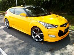 hyundai compact cars hyundai veloster the cute and compact car my experience