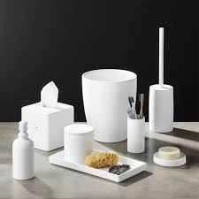 Bathroom Vanity Accessories Brilliant Modern Bath Accessories Intended For A Home Needs