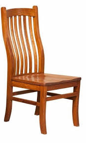Arts And Crafts Dining Room Set Mission Arts And Crafts Dining Room Chair From Dutchcrafters Amish