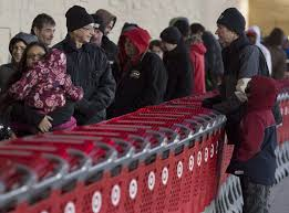 black friday weekend target target says 40 million accounts hit by security breach toronto star