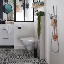 deco wc noir wc suspendu wc abattant et lave mains toilette leroy merlin