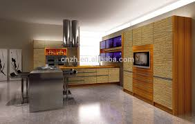 modern warm interior decorating themes for kitchen design with