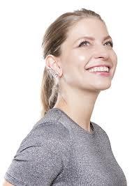 pierced ears without earrings 12 ways to wear ear cuffs