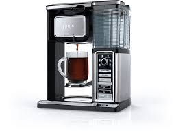 Coffee Maker With Grinder And Thermal Carafe Exclusive Offer Ninja Coffee Bar System Free Gift