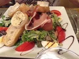 cuisine corsaire cuisine corsaire luxe salade posée picture of le corsaire