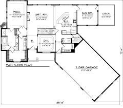 100 ranch rambler home plans ranch blueprints ranch house