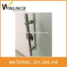 door handles for glass doors sliding glass shower door handles sliding glass shower door