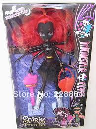 Monster High Dolls Halloween Costume Fake But Great To Customise 2014 New Boneca Monster Hight Dolls