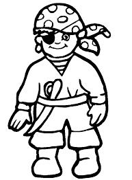 dessin pirate des caraibes az coloriage
