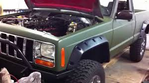 1985 jeep comanche august 2014 1997 jeep comanche project update supercharger