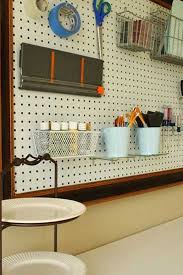 Peg Board Shelves by 12 Ways To Utilize Pegboards For Home Organizers And Functional