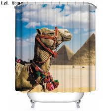 bagno per cani elephant tenda della doccia 3d moderno cammello di natale