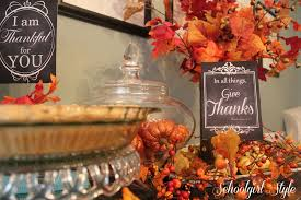 celebrate thanksgiving with sgs schoolgirlstyle