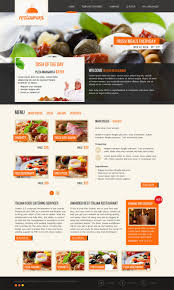 food u0026 restaurant responsive joomla template joomla monster