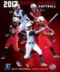 2017 university of central missouri softball media guide by ucm