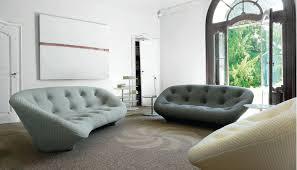 canapes contemporains canapé contemporain en tissu par ronan erwan bouroullec 2
