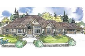 One Story Cottage House Plans Nashville Manor House Plan Covered Porch Plans European Cottage