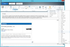 Professional Business Email Signature Examples by Add Photos To Active Directory And Manage Them In An Easy Way