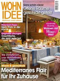 wohnidee zeitschrift wohnidee september 2017 buch magazin pdf
