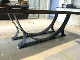 wrought iron pedestal table base dining table cast iron pedestal dining table base room bases