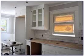 Beveled Marble Subway Tile Backsplash Tiles  Home Design Ideas - Beveled subway tile backsplash