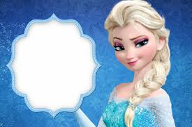 Basta Frozen: Free Printable Cards or Party Invitations. | Oh My Fiesta  @XE96