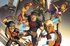 young justice young justice season 3 in production badcoyotefunky