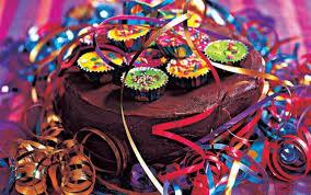 fiona cairns u0027 chocolate party cake recipe goodtoknow