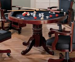 three in one cherry poker bumper pool dining table poker tables