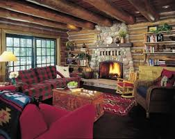 cabin living room ideas north woods getaway cabin decor idea going out on a whim