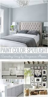 Benjamin Moore 2017 Colors by Remodelaholic Color Spotlight Benjamin Moore Coventry Gray
