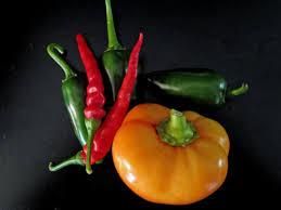 The pepper family.
