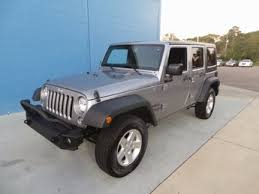used jeep wrangler 4 door for sale used jeep for sale in jacksonville fl
