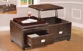 fabulous lift top ottoman simply practical with coffee table with