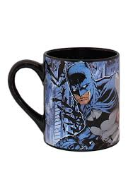 batman vs joker 14oz ceramic mug