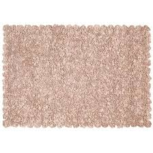 Bobo Choses Rug Rosy Chic Rug Pink Solid Rugs Nursery And Room